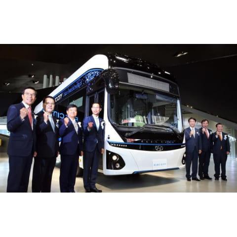 Новость Hyundai Truck Bus Mega Fair